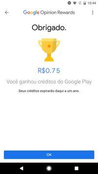 Google Opinion Rewards imagem de tela 3
