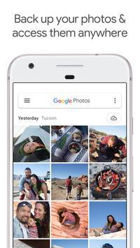 Google Foto poster