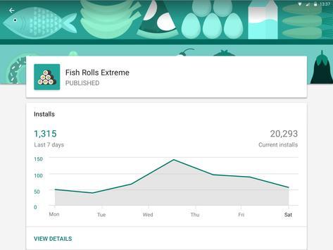Google Play Console screenshot 4