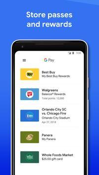 Google Pay скриншот 4