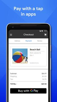 Google Pay скриншот 1