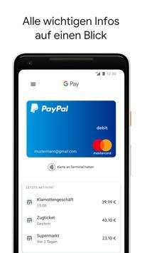 Google Pay Screenshot 1