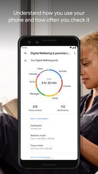 Digital Wellbeing screenshot 1
