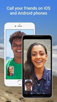 Google Duo – बेहतरीन वीडियो कॉलिंग ऐप स्क्रीनशॉट 1