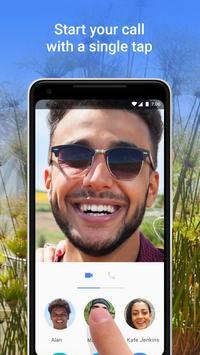 Google Duo – बेहतरीन वीडियो कॉलिंग ऐप स्क्रीनशॉट 2