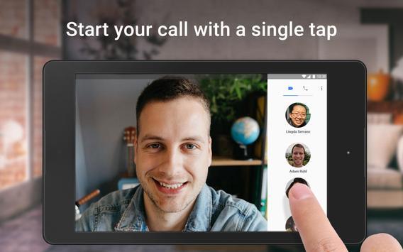 Google Duo - مكالمات فيديو عالية الجودة تصوير الشاشة 7