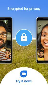 Google Duo - مكالمات فيديو عالية الجودة تصوير الشاشة 4