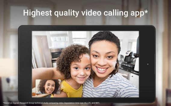 Google Duo - مكالمات فيديو عالية الجودة تصوير الشاشة 6
