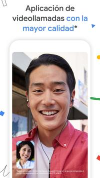 Google Duo: videollamadas de alta calidad Poster