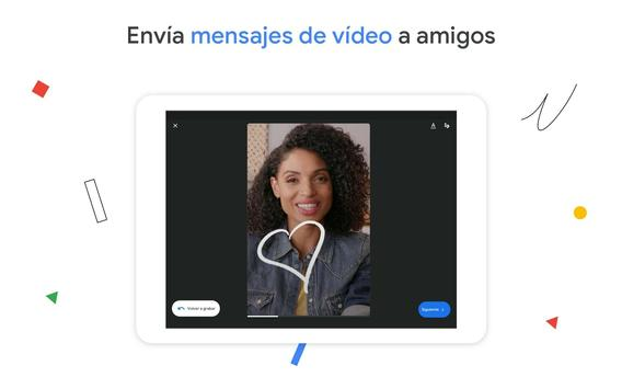 Google Duo: videollamadas de alta calidad captura de pantalla 7