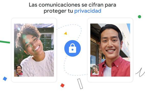 Google Duo: videollamadas de alta calidad captura de pantalla 8