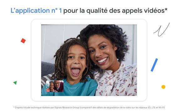 Google Duo – Appels vidéo de haute qualité capture d'écran 7
