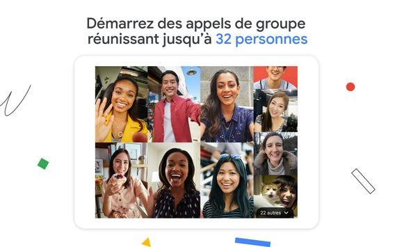 Google Duo – Appels vidéo de haute qualité capture d'écran 8