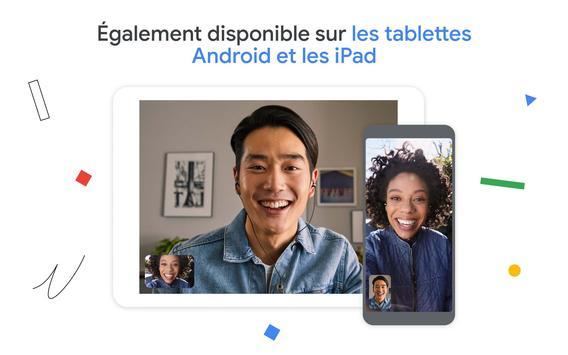 Google Duo – Appels vidéo de haute qualité capture d'écran 11