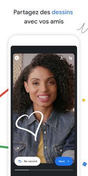 Google Duo – Appels vidéo de haute qualité capture d'écran 2