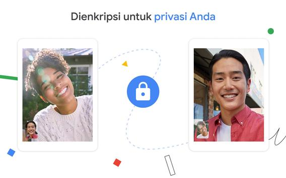 Google Duo - Panggilan Video Berkualitas Tinggi screenshot 16