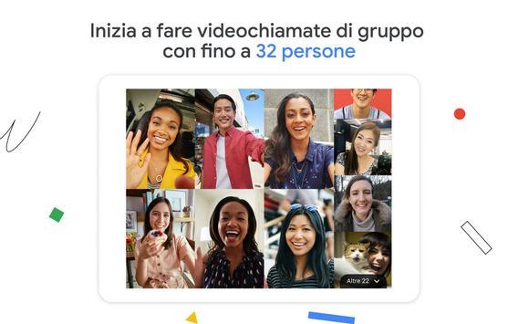 8 Schermata Google Duo