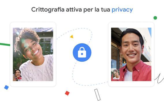10 Schermata Google Duo