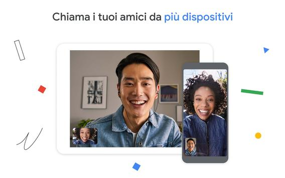 11 Schermata Google Duo