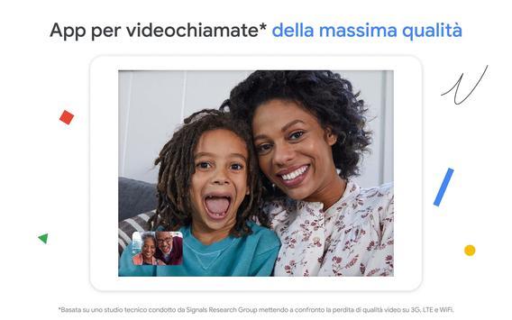 13 Schermata Google Duo