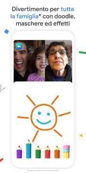 6 Schermata Google Duo
