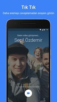 Google Duo - Yüksek Kaliteli Görüntülü Konuşma Ekran Görüntüsü 1