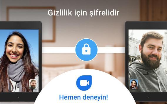 Google Duo - Yüksek Kaliteli Görüntülü Konuşma Ekran Görüntüsü 6
