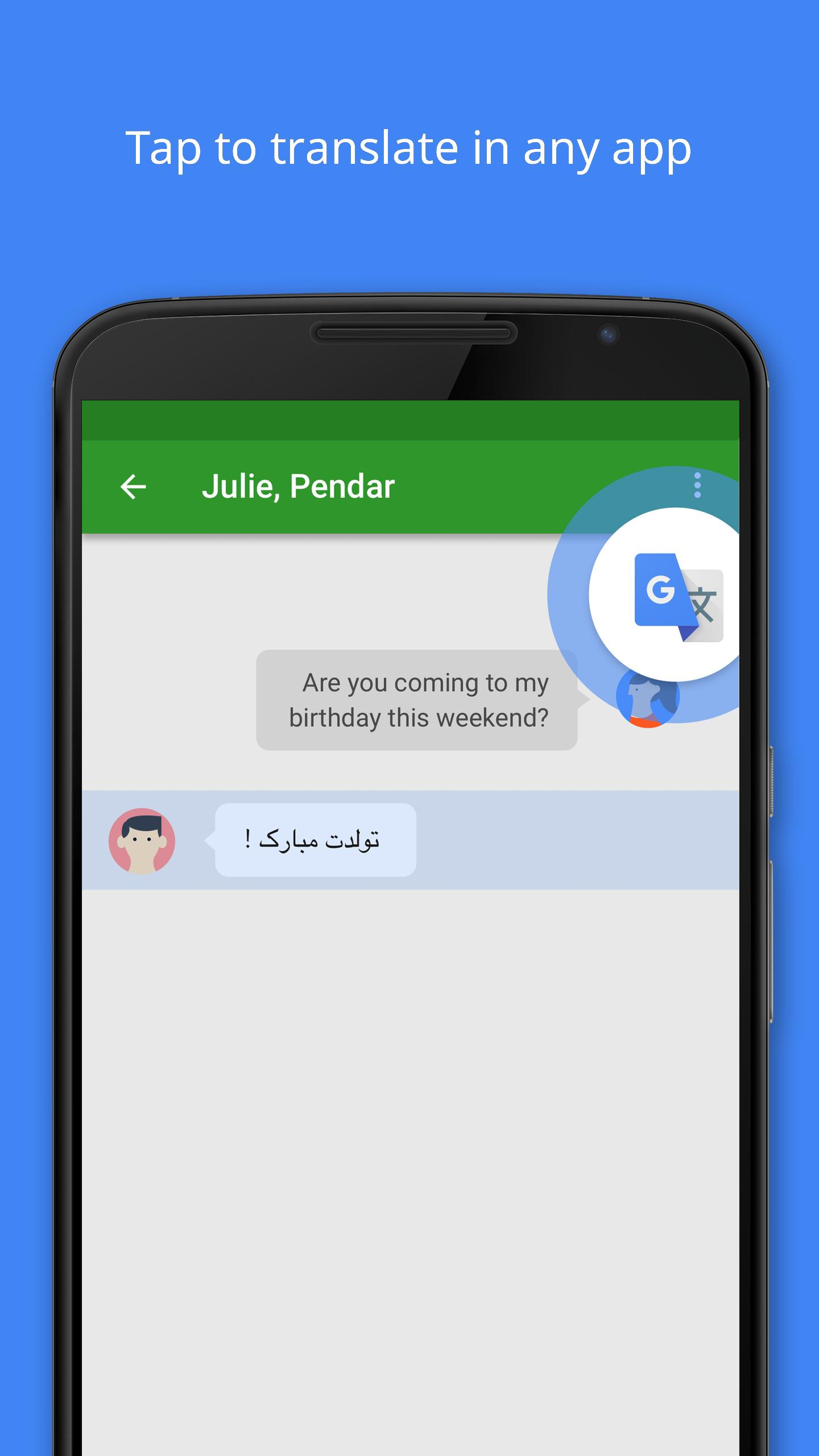 Google Translate for Android - APK Download
