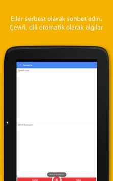 Google Çeviri Ekran Görüntüsü 8