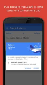 2 Schermata Google Traduttore
