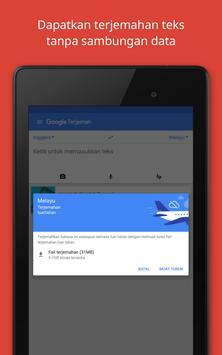 Google Terjemah syot layar 7