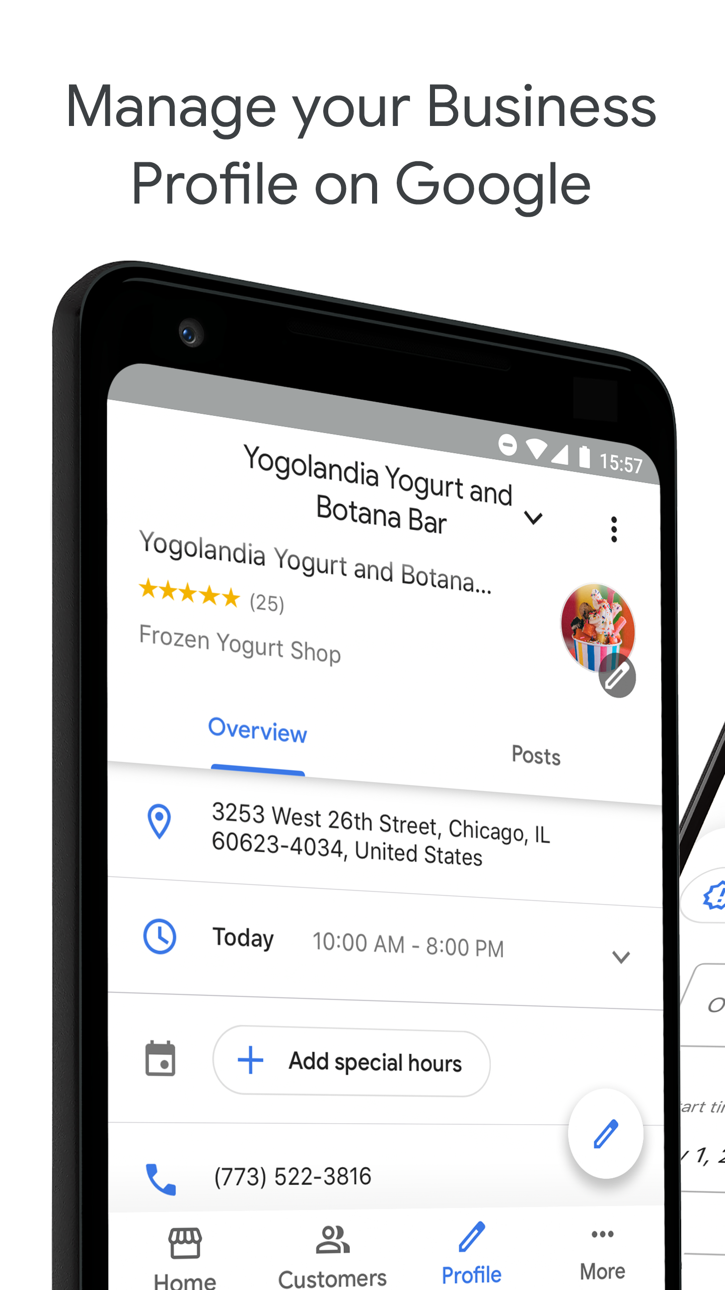 Google My Business - Connect with your Customers APK for