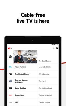 YouTube TV screenshot 10