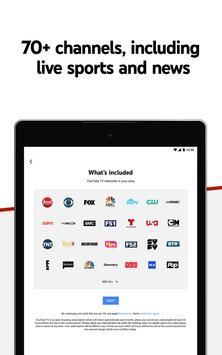 YouTube TV screenshot 11
