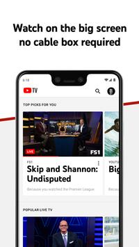 YouTube TV screenshot 2