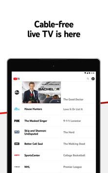 YouTube TV screenshot 5