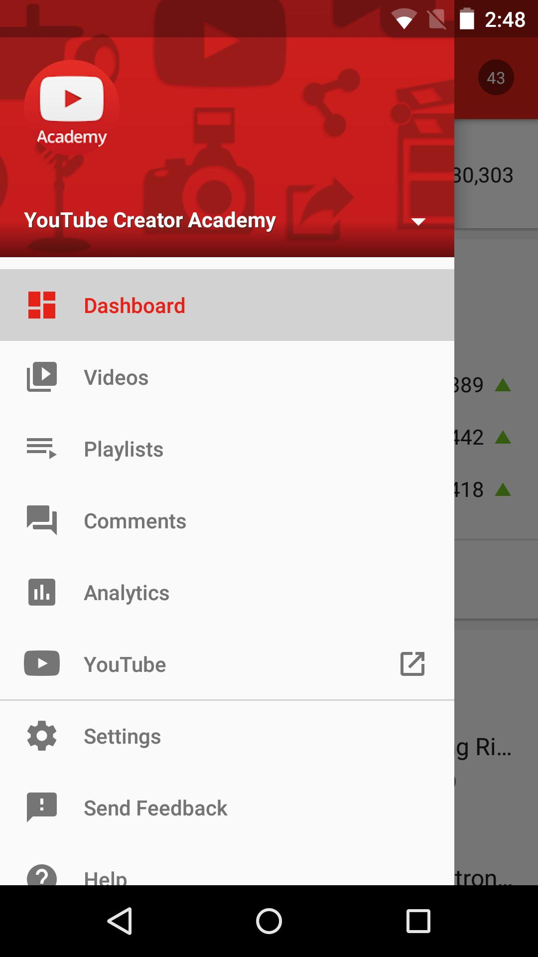 YouTube Studio for Android - APK Download