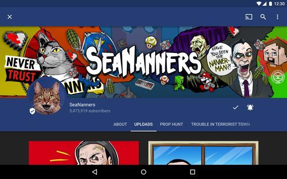 YouTube Gaming screenshot 10