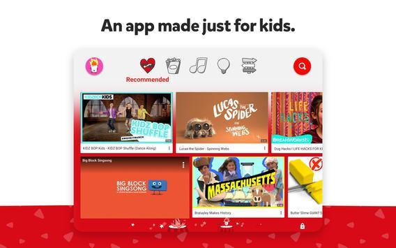 YouTube Kids screenshot 5