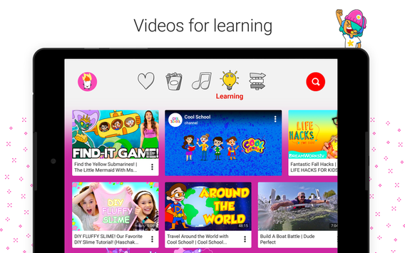 YouTube Kids screenshot 7