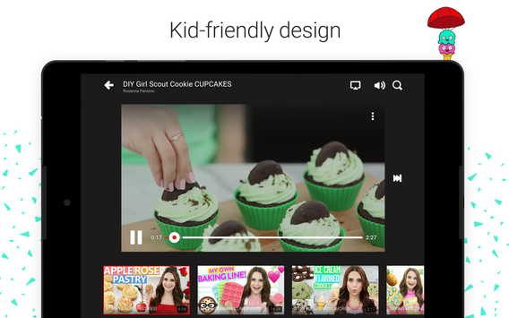 YouTube Kids screenshot 9