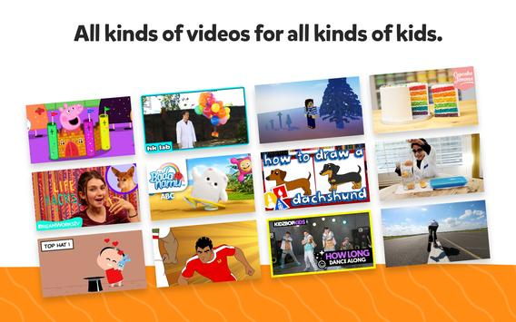 YouTube Kids screenshot 11