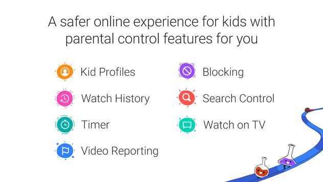 YouTube Kids screenshot 1