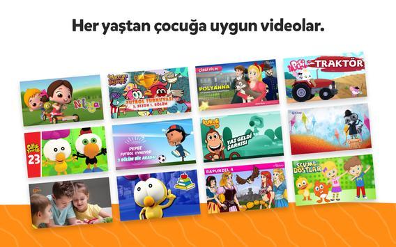 YouTube Kids Ekran Görüntüsü 6