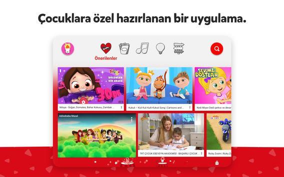 YouTube Kids Ekran Görüntüsü 10