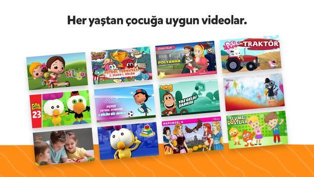 YouTube Kids Ekran Görüntüsü 1