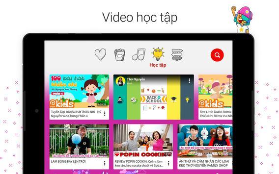 YouTube Kids ảnh chụp màn hình 6