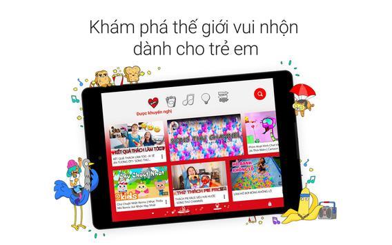 YouTube Kids ảnh chụp màn hình 10
