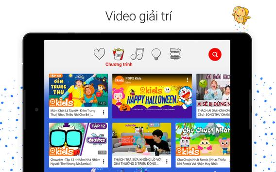 YouTube Kids ảnh chụp màn hình 12
