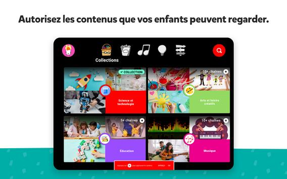 YouTube Kids capture d'écran 13